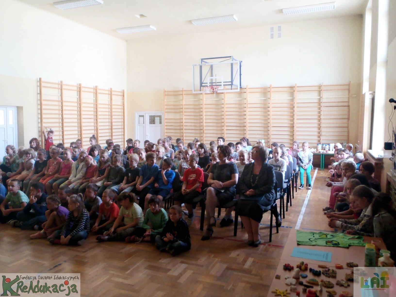 Letnia Akademia Inspiracji 2013 | Fundacja KReAdukacja | Lato w Lublinie 2013 | Lato w Mieście 2013
