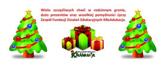 Święta 2013 | www.kreadukacja.org | Fundacja KReAdukacja | Lublin