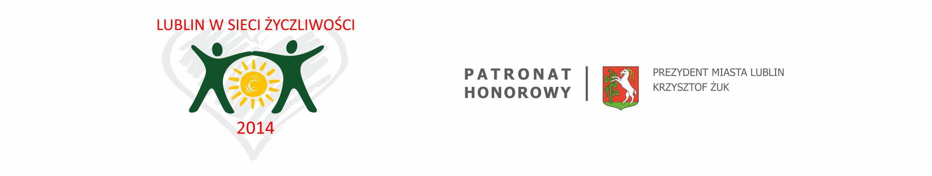 Patronat Honorowy 2014 | Lublin w sieci życzliwości 2014