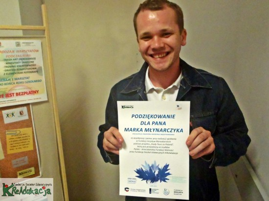 Fundacja Inicjatyw Menadżerskich - Wizyta Studyjna 2014 | Fundacja KReAdukacja Lublin