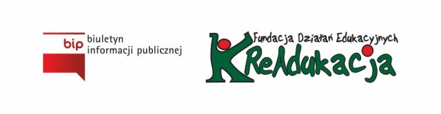 BIP-Fundacja-KReAdukacja-Lublin201, Biuletyn Informacji Publicznej Fundacji Działań Edukacyjnych KReAdukacja, informacje podstawowe, BIP, Lublin, ngo