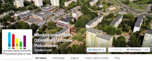 Młodzieżowe Rady Dzielnic, Facebook, MRD Wrotków, MRD Czechów Południowy, Młodzieżowa Rada Dzielnicy Wrotków, Młodzieżowa Rada Dzielnicy Czechów Południowy, fanpage, polubienie, udostępnianie, zapraszamy, Razem Dla Wrotkowa, Razem Dla Czechowa, Fundacja KReAdukacja, Młodzieżowa Rada Dzielnicy Czechów w Lublinie-Fundacja KReAdukacja