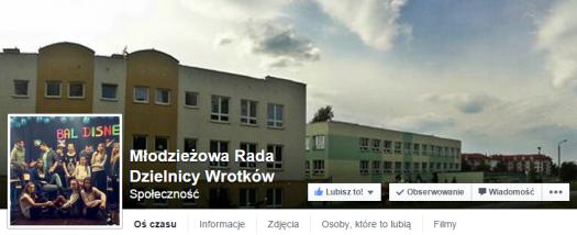 Młodzieżowe Rady Dzielnic, Facebook, MRD Wrotków, MRD Czechów Południowy, Młodzieżowa Rada Dzielnicy Wrotków, Młodzieżowa Rada Dzielnicy Czechów Południowy, fanpage, polubienie, udostępnianie, zapraszamy, Razem Dla Wrotkowa, Razem Dla Czechowa, Fundacja KReAdukacja, Młodzieżowa Rada Dzielnicy Wrotków w Lublinie-Fundacja KReAdukacja