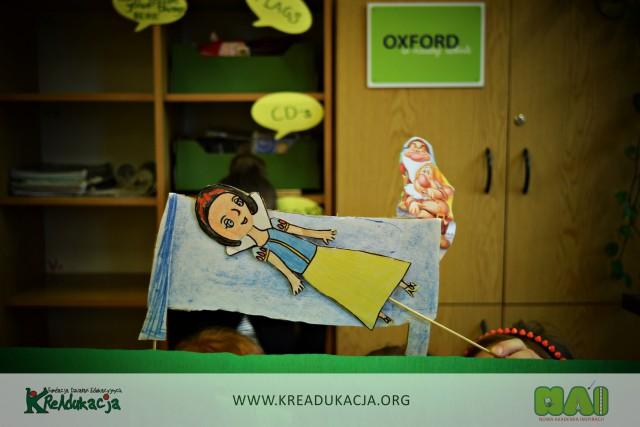 Nowa Akademia Inspiracji, DKF, Dziecięcy Klub Filmowy, Fundacja KReAdukacja, film, animacja, teatrzyk, Królewna Śnieżka i 7 Krasnoludków, video, NGO, Lublin, Dzielnice Kultury, Miasto Lublin