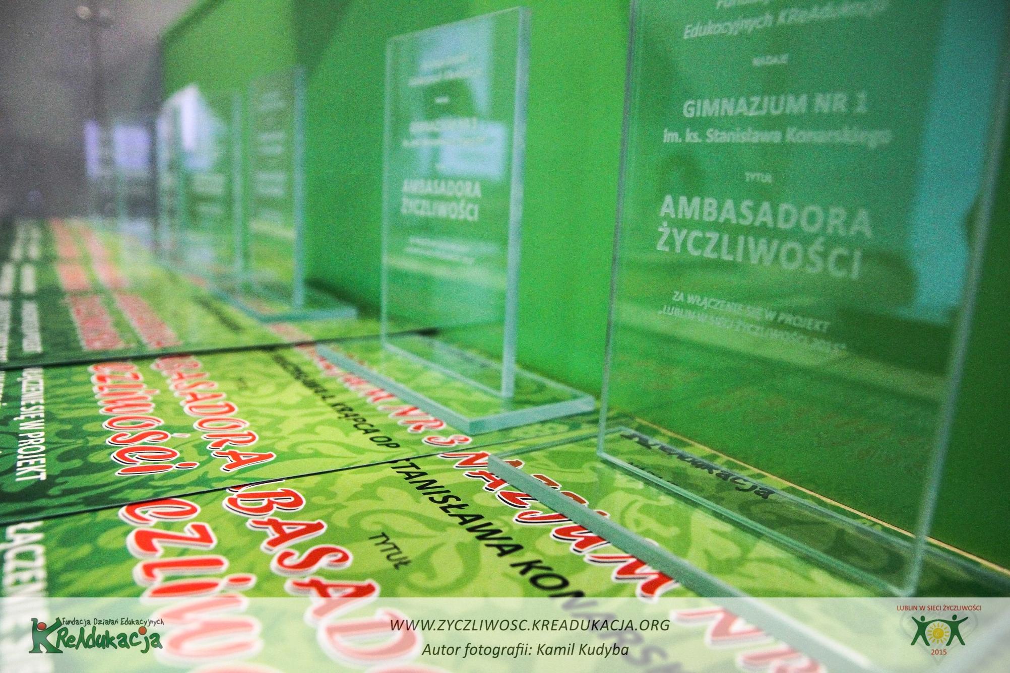 Konferencja Życzliwości 2015 [Fotorelacja] | Lublin w sieci życzliwości 2015