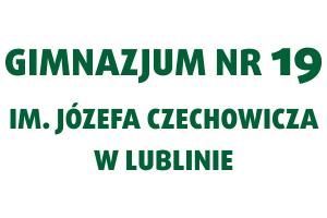 Gimnazjum nr 19 im. Józefa Czechowicza w Lublinie