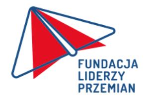 Fundacja Liderzy Przemian | Fundacja KReAdukacja