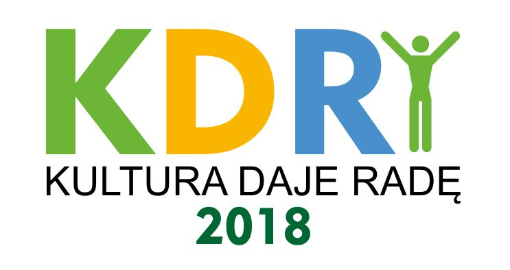 Kultura daje Radę 2018 | logo Fundacja KReAdukacja Lublin