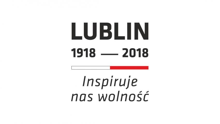 Lublin 1918 - 2018. Inspiruje nas Wolność-logo | Fundacja KReAdukacja