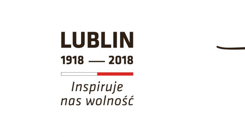 Lublin 1918 - 2018. Inspiruje nas Wolność-stopka | Fundacja KReAdukacja