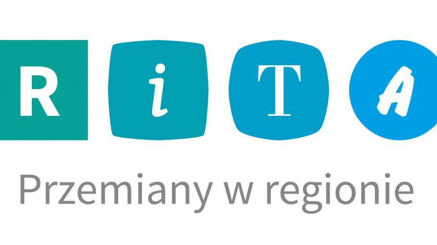 RITA - Przemiany w regionie | logo