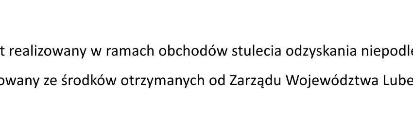 W niepodległej Polsce-warsztaty edukacyjne i konkurs plastyczny-Fundacja KReAdukacja-stopka